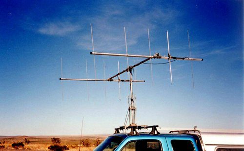 RA-NS-4A Antenna Array