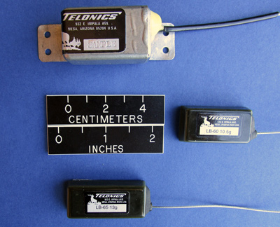 VHF Systems for Reptiles and Amphibians | Telonics Inc